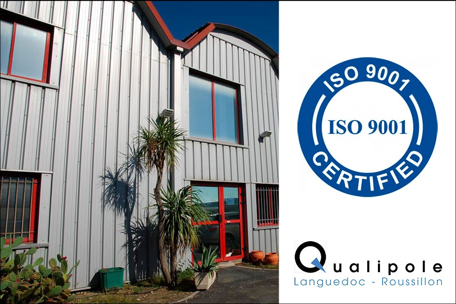 SEAL FRANCE s'inscrit  pour l'année 2017 dans une démarche ISO 9001 avec Qualipôle.