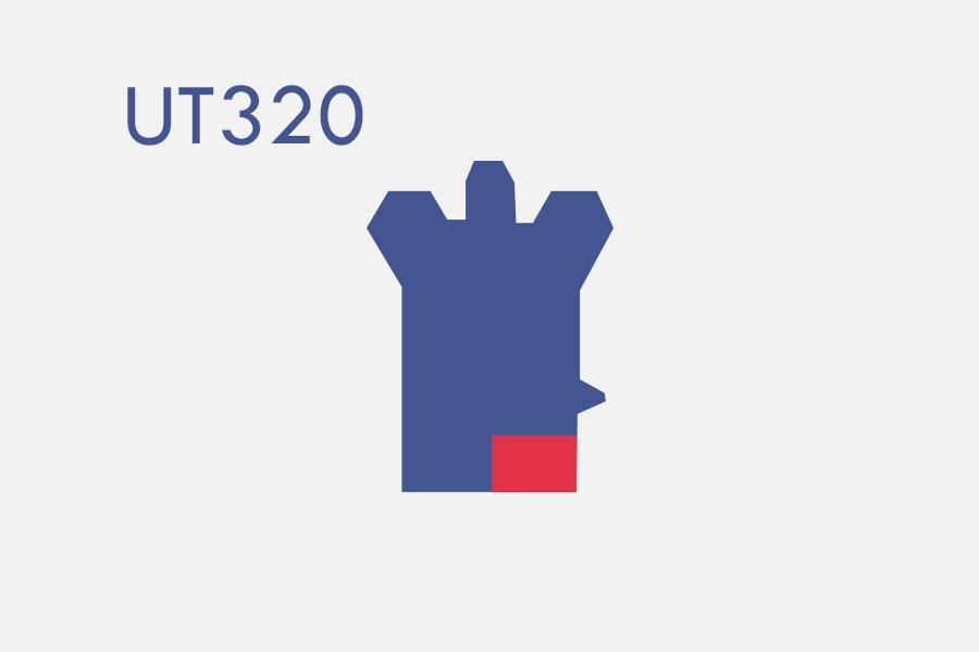 Gamme hydraulique : UT320